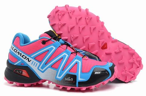 Trail Chaussures Salomon Nordique Ski Junior Go Sport YAzU60U7